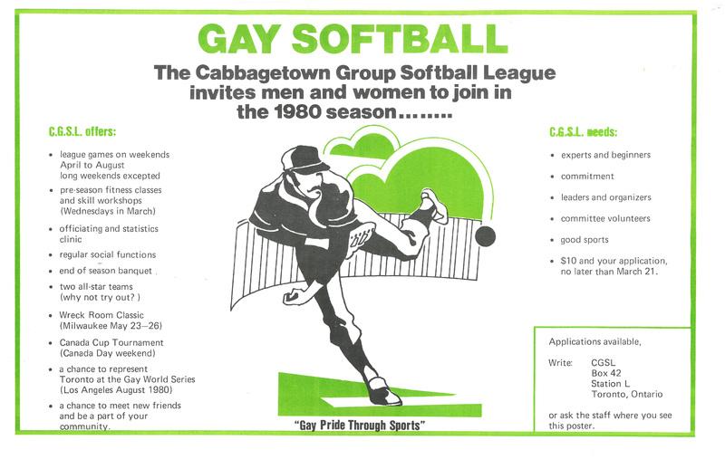 CGSL recruiting poster
