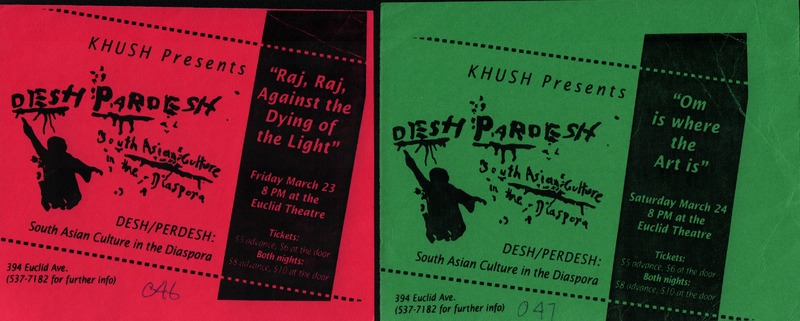 Khush Presents: Desh Pardesh (1990)
