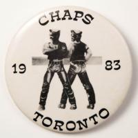 Chaps Toronto 1983