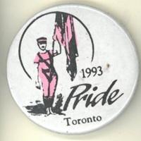 Pride Toronto 1993