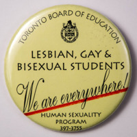 Lesbian, Gay & Bisexual Students: We are everywhere!