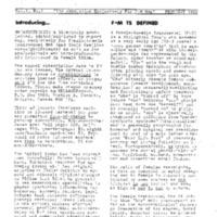 Metamorphosis vol. 1 no. 1 (Feb. 1982)