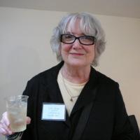 Lynne Fernie at Lesbians Making History Launch