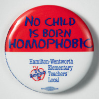 No Child Is Born Homophobic
