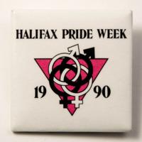Halifax Pride Week 1990