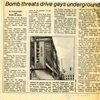 Bomb threats drive gays underground Eyeopener Nov 13 1980.jpeg