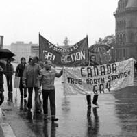 Ottawa March Demonstrators