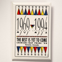 The Best Is Yet To Come: Lesbian / Gay Pride '94