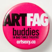 ARTFAG: Buddies in Bad Times Theatre