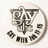 Gay UBC gay week
