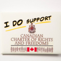 I DO Support: Canadian Charter of Rights and Freedoms