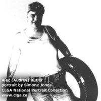 Alec (Audrey) Butler (1959- )