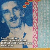 James (Jim) Egan (1921-2000)