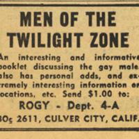 Men of the Twilight Zone