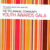The 11th Annual Community Youth Awards