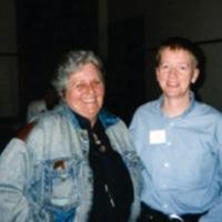 Pat Murphy and Jude Tate