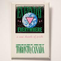 A new decade of pride: Toronto 1991