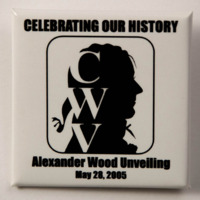 Celebrating Our History: Alexander Wood Unveiling