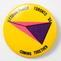 Lesbian Power Toronto '85