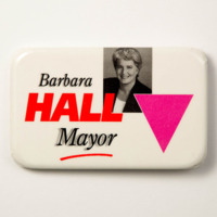 Barbara Hall Mayor