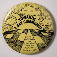 Towards A Gay Community: Fifth National Gay Conference Saskatoon 1977