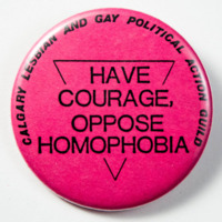 Have Courage, Oppose Homophobia