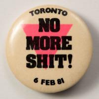 No More Shit! Toronto '81
