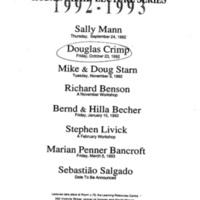 Douglas Crimp 2 Oct 1992.jpg