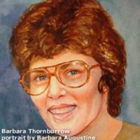 Barbara Thornborrow (1951 - )
