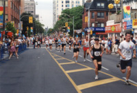Photographs from Pride and Remembrance Run, 2003