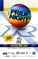 Rams Pride Night