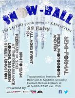 Snowball LGBTQ Youth Prom Kingston