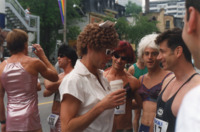 Photographs from Pride and Remembrance Run, 1996