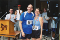 Photographs from Pride and Remembrance Run, 2004