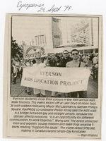 AIDS Walk 1999
