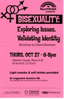 Bisexuality: Exploring Issues, Validating Identity
