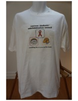 Working for a cure t-shirt