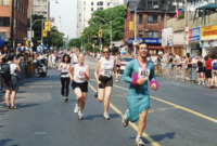 Photographs from Pride and Remembrance Run, 2002