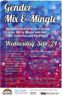 Gender Mix & Mingle