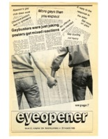 "The Eyeopener ""Gaybuster"" Issue"